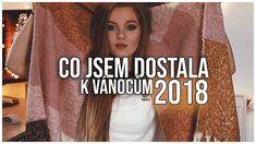 CO JSEM DOSTALA K VÁNOCŮM 2018 #vanoce Graphic Sweatshirt, Sweatshirts, Fashion, Moda, La Mode, Fasion, Fashion Models, Plush, Trendy Fashion