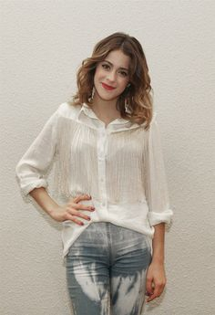 Designer Clothes, Shoes & Bags for Women Disney Channel, Violetta Disney, Jacky, Idol, Long Brunette, Height And Weight, Body Measurements, Bra Sizes, Selena Gomez