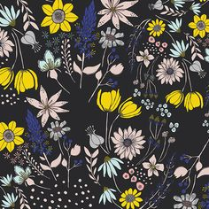 Central Park Frog Gramercy Fabric by Leah Duncan $8.50/yd