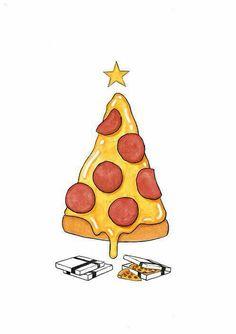 Amaría una Navidad así <3