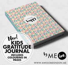 Kids Gratitude Journal – Choose Happy