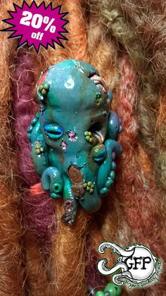 SALE  Octozombie by GFProjects on Etsy