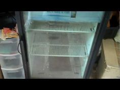 step by step fridge to reptile incubator conversion, I think this could be easily done for Chicken or Quail eggs, I may look into this and add Led Lights to it. Think the hard part is going to be finding the mini fridge .