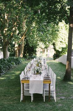 Whimsical Wedding Inspiration   Natte Valleij - KADOU Wedding Shoot, Wedding Couples, Whimsical Wedding Inspiration, Wedding Table Flowers, Greek Wedding, Outdoor Furniture Sets, Outdoor Decor, Beautiful Bride, Daydream