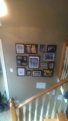Agencement de cadre en forme carré Gallery Wall, Photos, Home Decor, Picture Frame Layout, Shape, Pictures, Homemade Home Decor, Photographs, Interior Design