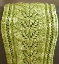 I would love some yarn to kniw a scarf in this pattern....beautiful  #annheartsfashion #fashion