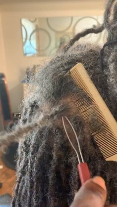 dreads styles The subtle art of Loc Grooming. Visit us online today to schedule Dreads Styles, Dreadlock Styles, Curly Hair Styles, Natural Hair Styles, Natural Beauty, Pure Beauty, Dreadlock Products, Dreadlock Extensions, Faux Locs Hairstyles