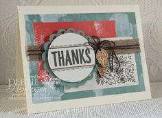 Stampin' Up! Paper Pumpkin August 2016. Flat Iron Tip for your ribbon and Alternative projects. Debbie Henderson, Debbie's Designs.