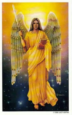 Archangel Jofiel.