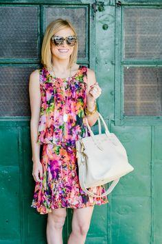 GiGi New York   Ivory Parker Satchel   Life with Emily Fashion Blog