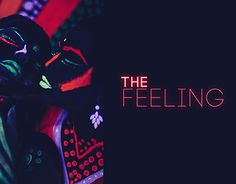 "Check out new work on my @Behance portfolio: ""THE FEELING"" http://be.net/gallery/43899765/THE-FEELING"