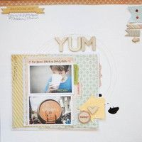 A Project by Marcy Penner from our Scrapbooking Gallery originally submitted 07/16/12 at 10:37 AM