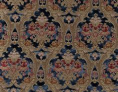 BUY FADINI BORGHI BACH FABRIC at Alexander Interiors Ltd we supply the full range of Fadini Borghi fabric and wallpaper easy to order and delivered direct to your door. Upholstery Fabric Uk, Curtain Fabric, Curtains, Drapery, Uk Images, Pierre Frey, Damask Wallpaper, Motif Floral, Cottage Interiors