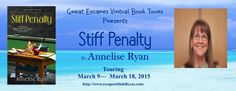 Shelley's Book Case: Book Tour and Giveaway- Stiff Penalty by Annelise ...