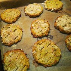 This is how my zucchini flatbreads turned out! Gotta say they are #delicious!  #homemade #foodporn #foodie #fodmap #fodmapdiet #fodmapfriendly #lowfodmap #fodmapping #fodmapfree #noaddedsugars  #healthyeating #healthyfood #healthygood #foodallergies #vegetarian #dairyfree #glutenfree #wheatfree #IBS #gluteeniton #maidoton #ruokaallergia #zuchhini #oatmeal #flatbread #yummy #baking #allergybaking