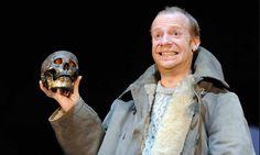 RSC Hamlet, 2013. I thoroughly enjoyed this production.