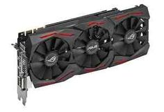 asus geforce gtx 1080 8gb rog strix tarjeta de graficos strix gtx1080 a8g juego - Categoria: Avisos Clasificados Gratis  Estado del Producto: NuevoASUS GeForce GTX 1080 8GB ROG STRIX Graphics Card STRIXGTX1080A8GGAMINGProduct Features1835 MHz Boost Clock with Super Alloy Power II Delivery Aura RGB Lighting on both shroud and back plate New ASUS Fan Connect provides dual 4pin GPUcontrolled PWM fan headers Direct CU III with 0dB fan technology and patented wingblade fans 4K and VR Ready with…