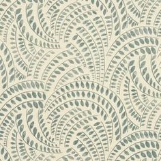 Meander in Sea Foam by Lee Jofa - this wold make an awesome pattern for a sleeve ...