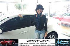 https://flic.kr/p/y2SPTY | #HappyBirthday to Mirjana from Randy Leyva at Mazda of Mesquite! | deliverymaxx.com/DealerReviews.aspx?DealerCode=B979