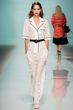 Emanuel Ungaro Spring 2015 Ready-to-Wear - Collection - Gallery - Look 33 - Style.com