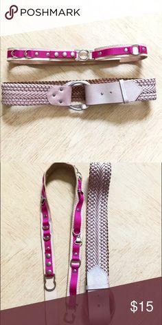 Selling this A|X Armani Exchange Belts on Poshmark! My username is: alexandraruby. #shopmycloset #poshmark #fashion #shopping #style #forsale #Armani Exchange #Accessories