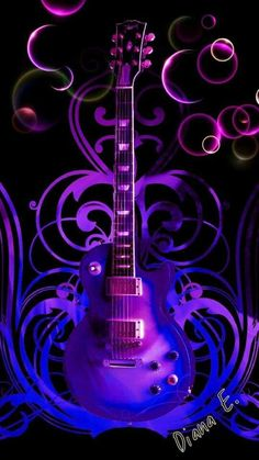 Untitled – Best of Wallpapers for Andriod and ios Iphone Wallpaper Sky, Full Hd Wallpaper, Music Wallpaper, Pretty Wallpapers, Wallpaper Backgrounds, Blue Butterfly Wallpaper, Vintage Flowers Wallpaper, Guitar Drawing, Guitar Art