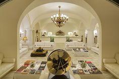 【地中海リゾート特集】イタリア・カプリ島に佇む5つ星ホテル「カプリ パレス」。