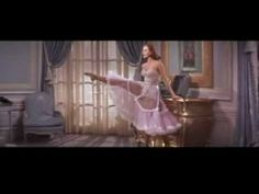 Cyd Charisse in the 1957 musical - Silk Stockings.