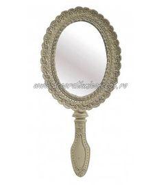 Oglinda alba Mirror, Furniture, Home Decor, Decoration Home, Room Decor, Mirrors, Home Furnishings, Arredamento, Interior Decorating