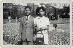 Billy Dee Williams and twin sister Loretta. Young Celebrities, Celebs, Billy Dee Williams, Black Actors, Black History Facts, Black Families, African Diaspora, African American History, Tutus
