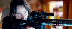 Keanu Reeves is back at it with—at minimum—a custom Glock, a Kimber 1911, and a TTI custom AR, according to the new trailer.