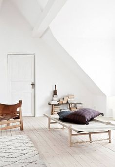 A converted fisherman's cottage near Copenhagen ++ via the style files