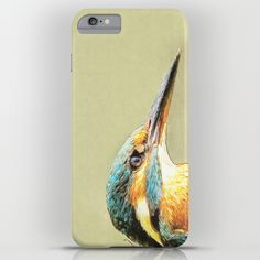 KINGFISHER / Stop And Stare iPhone & iPod Case