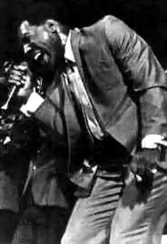 Otis Redding- if you don't know who he was or how he sang, you better learn.