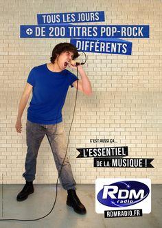 Campagne RDM Radio 2014