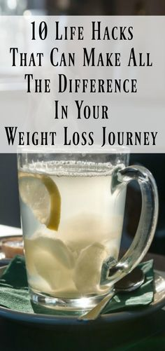 Weight Loss Life Hacks That Can Make All The Difference in Your Weight Loss Journey. Weight Loss Success Stories