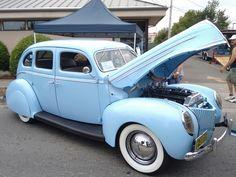 1939 Ford four door deluxe