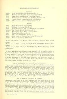 The Trowbridge genealogy : history of the Trowb...