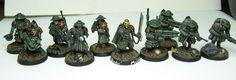 Ylmaharian veterans by Durnstaros on DeviantArt
