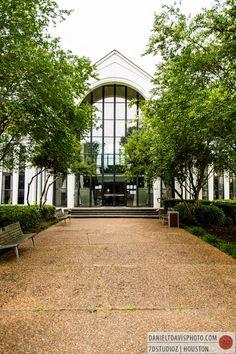 University of Houston Chapel - Love the windows!