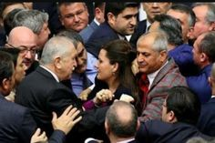 CHP's Fatma Kaplan: To Hell with Your Presidential System, to Hell with Your Ambition