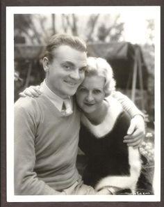 1934 James Cagney & Frances Vernon (1922–86; his death)