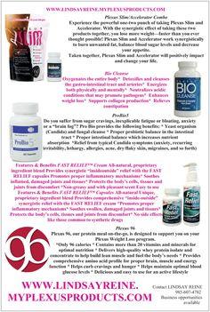Brief description of the Plexus worldwide product line. Lose weight, feel great, GET HEALTHY!!http://caligrl63.myplexusproducts.com/lang/en-us