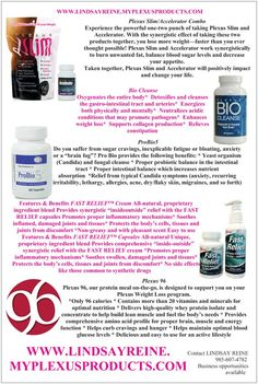 www.LindsayReine.myplexusproducts.com  Brief description of the Plexus worldwide product line. Lose weight, feel great, GET HEALTHY!!