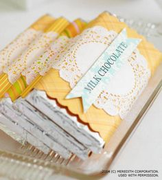 Fun Summer Party Favors