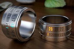 Ring Watch - cool!