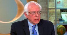 """Bernie Sanders """"deeply humiliated"""" Democrats can't talk to working class - CBS News"""