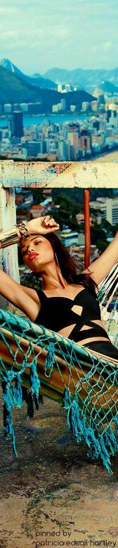 Publication: Elle Brazil October 2013 Model: Daniela Braga Photographer: Fabio Bartelt