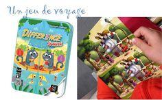 Le jeu Différence se décline en version Junior à partir de 4 ans !