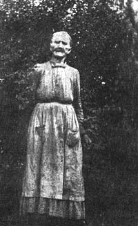 Mrs. Lydia Graham shared her reminiscences with a reporter for the West Virginia Review in 1934, when she was 96 and the sole remaining widow of a War of 1812 veteran. She was born during Van Buren's administration, near the place where she spent her last years.